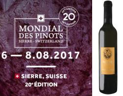 Mondial des Pinots 2017