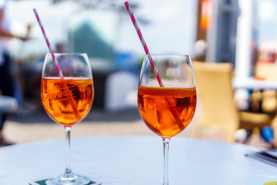Cocktail Apérol Spritz