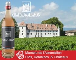 Château d'Allaman rosé