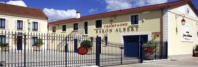 Champagne Baron Albert